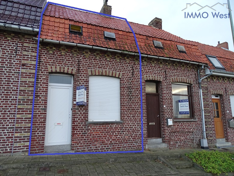 Zwartemolenstraat 19 – 8951 Dranouter